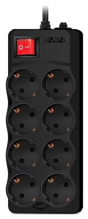 Сетевой фильтр SVEN Optima Pro 3,1 м (8 евро розеток)