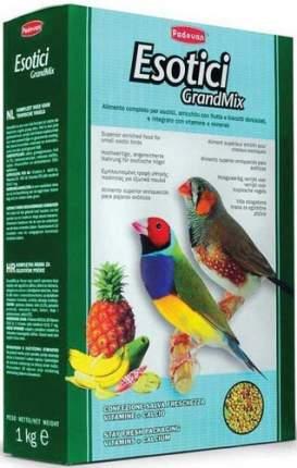 Основной корм Padovan Grandmix Esotici, для экзотических птиц 1000 г