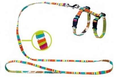 Шлейка для кошек и собак HUNTER Smart Stripes, 91382