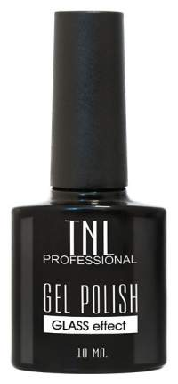 Базовое покрытие для ногтей TNL Professional Glass Effect Silver Base