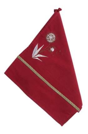 Полотенце универсальное Helgi Home красный