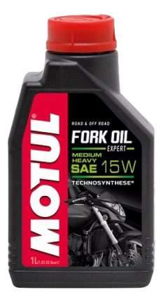 Гидравлическое масло MOTUL 15w 1л 105931