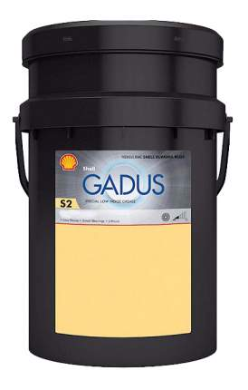 Специальная смазка для автомобиля Shell Gadus S2 OG 50 18 кг