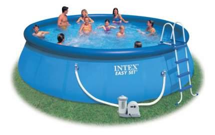 Бассейн надувной INTEX Надувной бассейн Изи Сет