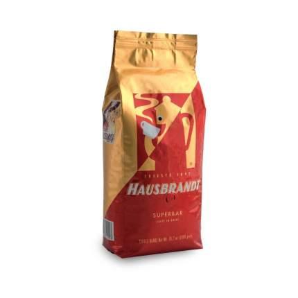 Кофе в зернах Hausbrandt супербар 1000 г