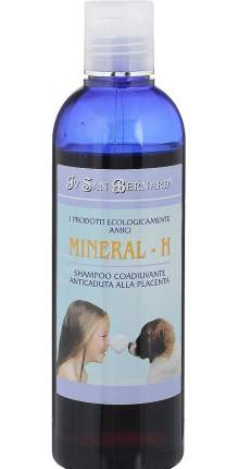 Шампунь для кошек и собак ISB Mineral H для укрепления шерсти, экстракт плаценты, 250 мл