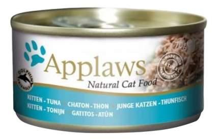 Консервы для котят Applaws, тунец, 70г