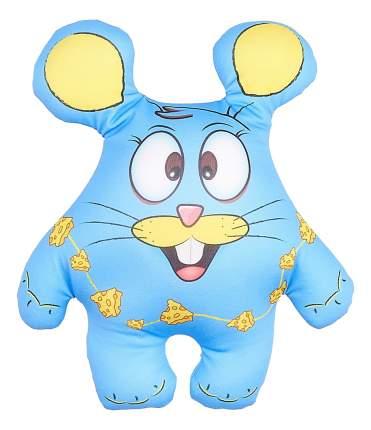 Игрушка-антистресс Оранжевый кот Мышь Зося-4