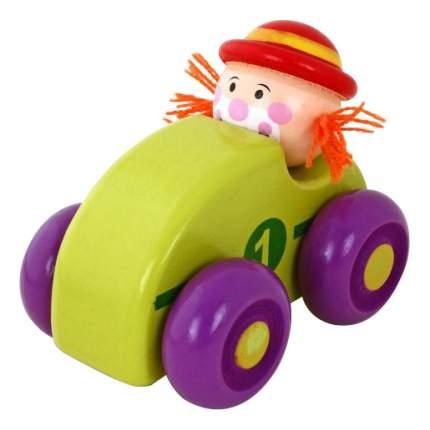 Машинка Mapacha Клоун зеленый