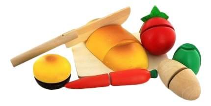Набор продуктов игрушечный Наша игрушка Mapacha Маленький кулинар