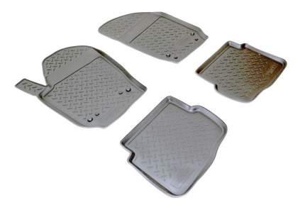 Комплект ковриков Norplast для Volkswagen (NPL-Po-95-40)