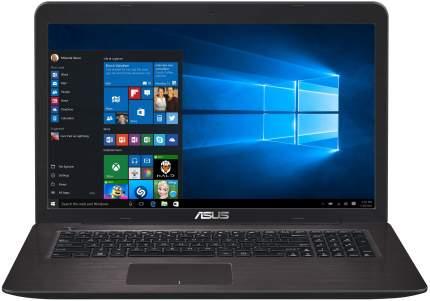 Ноутбук ASUS X 756 UV-TY 388 T 90 NB0C 71-M 04370
