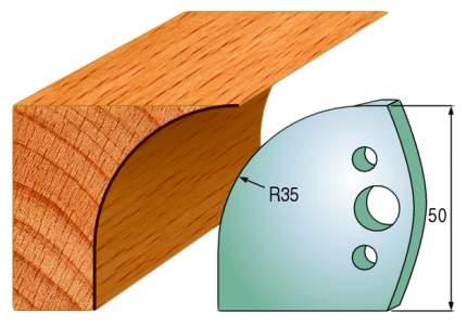 Комплект из 2-х ножей 50x4 SP CMT 690.564