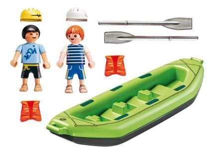 Игровой набор Playmobil PLAYMOBIL Рафтинг