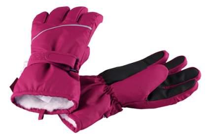 Перчатки детские Reima Harald розовые 12-14 размер