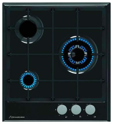 Встраиваемая варочная панель газовая Schaub Lorenz SLK GY4520 Black