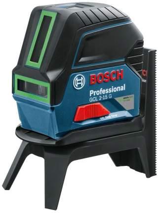 Лазерный нивелир Bosch GCL 2-15G+RM1+BM3 0601066J00