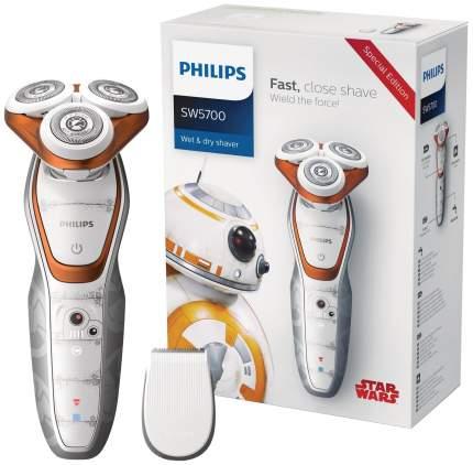 Электробритва Philips 5000 Star Wars SW5700/07 Белая