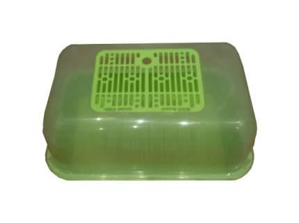Террариум для черепах ZooExpress 15013, большой, 42 x 22,5 x 30,5 см
