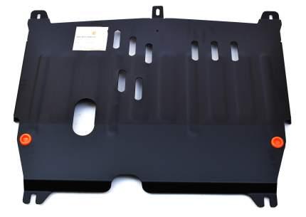 Защита кпп ALFeco для Peugeot, Citroen, Toyota (alf1701st)