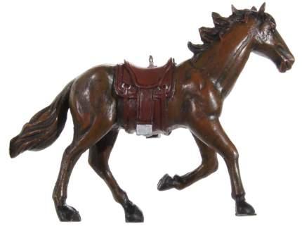 Елочная игрушка ShiShi Породистый Рысак 35602 8 см 1 шт.