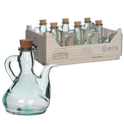 Бутылка для масла или уксуса Трапеза 17*12 см, стекло 1024065