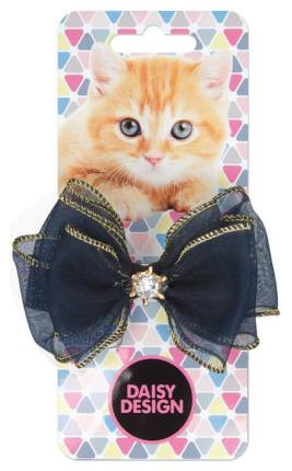 Заколка для волос Daisy Design Kittens Бонни Черный