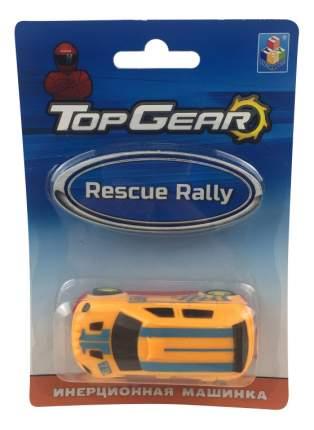 Машинка пластиковая 1TOY Top Gear. Rescue Rally