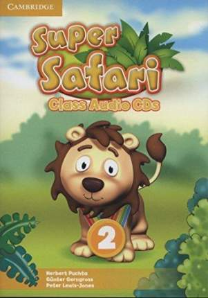 Super Safari 2 Cl Aud Cds (2)