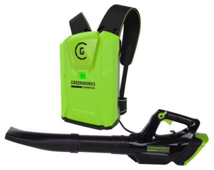 Аккумуляторная воздуходувка Greenworks GB-600 без акб и зу
