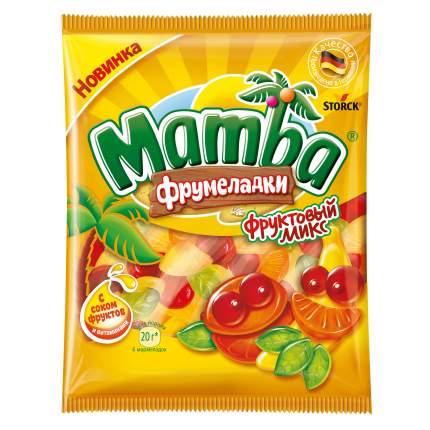 Мармелад Mamba фрумеладки фруктовый микс 72 г