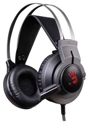 Игровые наушники A4Tech Bloody G437 Black/Red