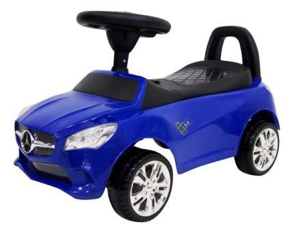 Толокар Mercedes синий RIVERTOYS