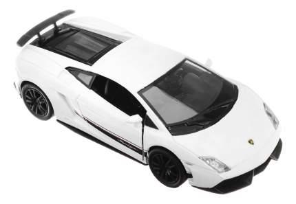 Коллекционная модель Lamborghini Gallardo LP570 4 Superlegger Рыжий кот 1:32