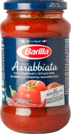 Соус  Barilla арраббьята с перцем чили 400 г
