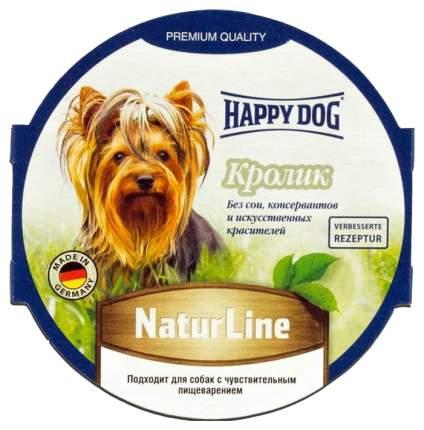 Консервы для собак Happy Dog NaturLine, кролик, 85г