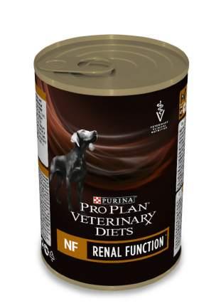 Влажный корм для собак Pro Plan Veterinary Diets Renal Function NF 400 г