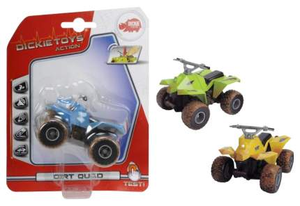 Квадроцикл Dickie Toys фрикционный