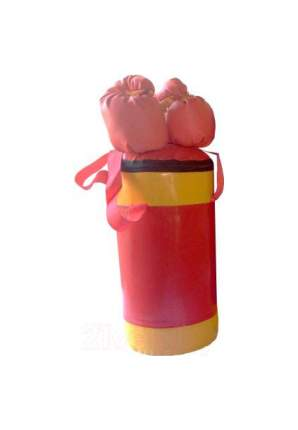 Боксерский набор детский КМС Ассорти № 2 Красно-желтый