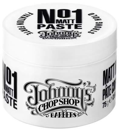 Средство для укладки волос Johnny's Chop Shop Matt Paste №1 75 мл
