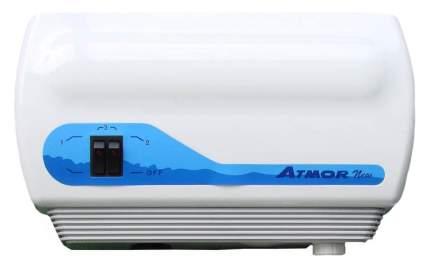 Водонагреватель проточный Atmor New 5 (душ) white/blue