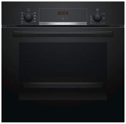 Встраиваемый электрический духовой шкаф Bosch HBF534EB0R Black