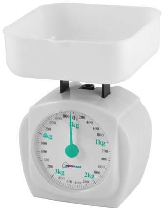 Весы кухонные Homestar HS-3005М White