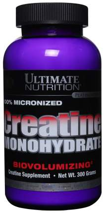 Ultimate Nutrition Creatine Monohydrate 300 г без вкуса