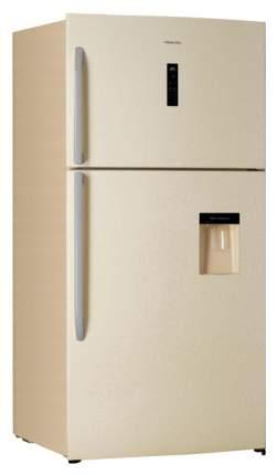 Холодильник Hiberg RFT-72DK NFY Beige