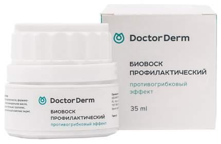 Средство для ухода за ногтями Doctor Derm Биовоск профилактический 35 мл