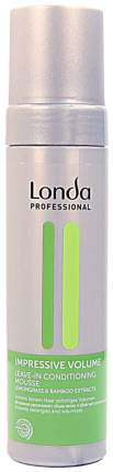 Мусс для волос Londa Professional Impressive Volume 200 мл