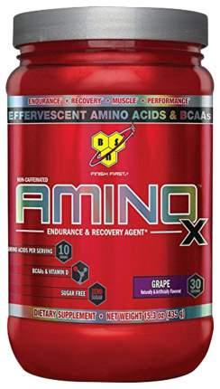 BSN Amino X 435 г виноград