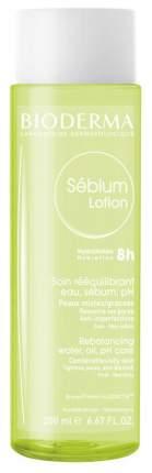 Лосьон Bioderma Sebium для жирной и смешанной кожи 200 мл