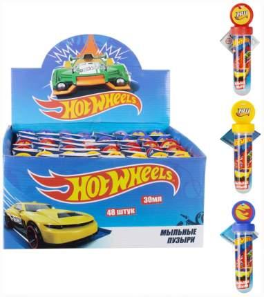 Мыльные пузыри 1Toy Hot Wheels 30 мл (Т11463)